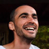 Kangaroos and Barnesy: Former detainee Moz Azimitabar's first days of freedom