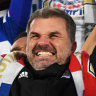 The university of Ange: How Postecoglou is inspiring a generation of coaches