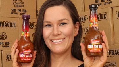 WA brand behind cheekily named viral hot sauce set to ride 'Australian Made' wave