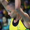 Fries with that? Yes please, says Super Netball's new aerial talent