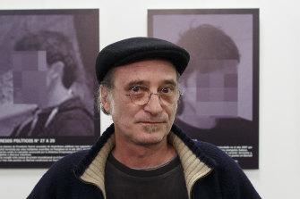 Spanish artist Santiago Sierra.