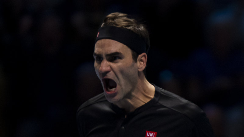 Federer outclasses Djoker to reach ATP semis and ensure Nadal year-end No.1 - The Age