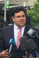 Maurice Blackburn's Jacob Varghese
