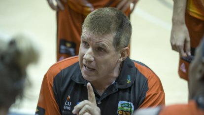 Adelaide coach Chris Lucas says he has 'utmost respect' for Capitals
