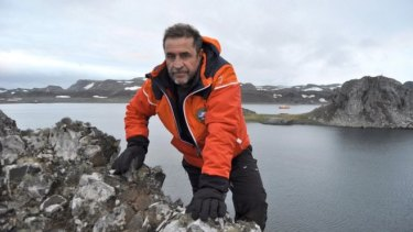 Spanish Navy Captain Javier Montojo Salazar died in Antarctica after accidentally falling overboard.