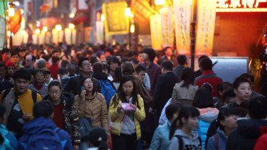 China could end up being the only major economy to post positive growth this year.