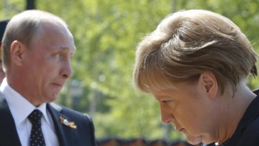 German Chancellor Angela Merkel and Russian President Vladimir Putin will discuss the case when they meet in France.