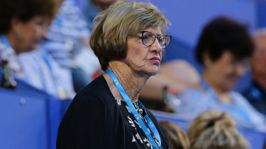 Margaret Court last year asked for the same level of celebration as was afforded to Rod Laver.