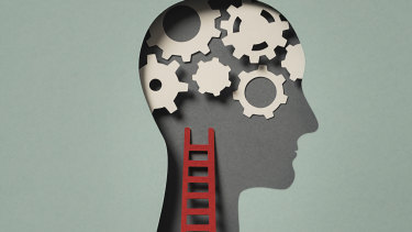 """Barbara Mullan: """"Thinking is exhausting, so make the habit as automatic as possible."""""""