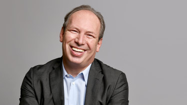 Legendary film and television composer Hans Zimmer.