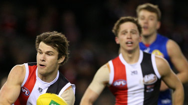 Nathan Freeman could be a chance of an AFL lifeline.