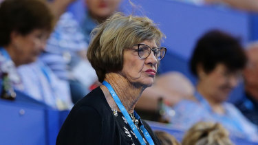 Court has asked for the same level of celebration as was afforded to Rod Laver.