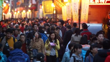 The state of China's economy has markets on edge.