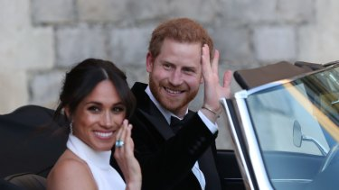 Britain's Prince Harry and Meghan Markle will visit Melbourne