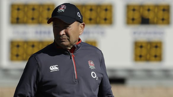 Jones 'pulling knives out of his back' amid England rugby scrutiny