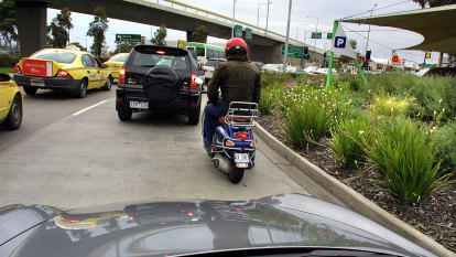 Why are you trying to kill me? The woes of two-wheel travel in Melbourne