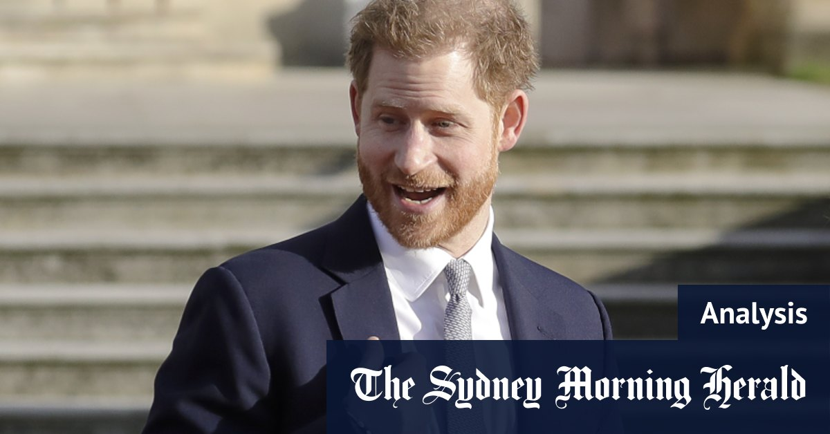 Prince Harry's interview a winning formula in celebrity-obsessed America
