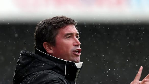 Harry Kewell sacked by English club Notts County
