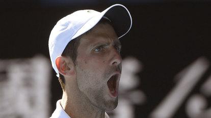 Djokovic ready for tennis, not politics