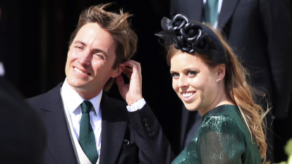 Princess Beatrice, Queen Elizabeth's granddaughter, gives birth to baby girl