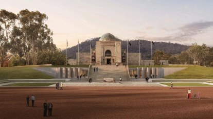 Australian War Memorial redevelopment 'risks glorifying' combat