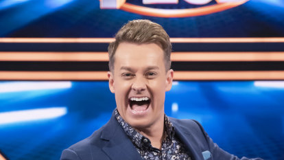Grant Denyer will take silly over serious any day