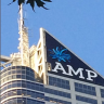 AMP credit rating cut on life insurance sale