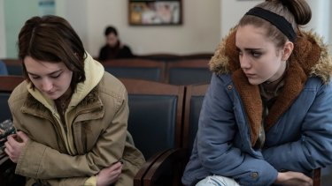 Never Rarely Sometimes Always is an intensely naturalistic portrayal of teenage pregnancy.