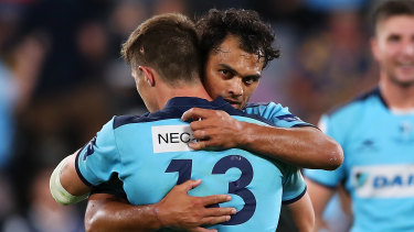 Karmichael Hunt knows players will have to be impacted by rugby's shutdown.