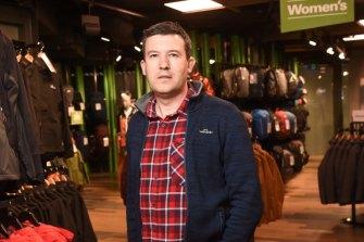 Kathmandu posts record profit as Aussie shoppers drive sales