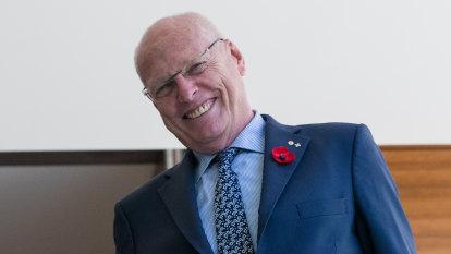 Jim Molan to return to Senate after Morrison, Howard backing