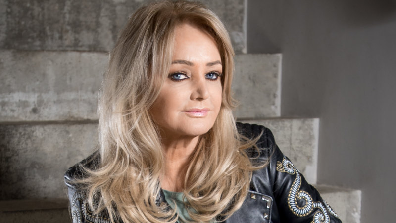 Bonnie Tyler: What I know about men
