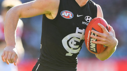 Silvagni ally demoted in Carlton recruiting shake-up