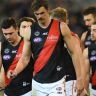 Essendon legend Matthew Lloyd reveals Bombers star Joe Daniher is in doubt for a must-win clash.