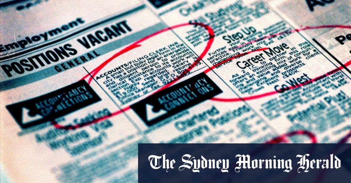 pierdere în greutate jobs sydney