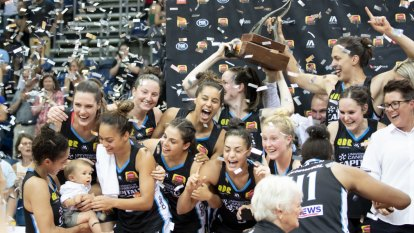 The Canberra Times wins award for best coverage of Capitals and WNBL