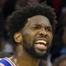 Embiid bounces back from scoreless game as 76ers win