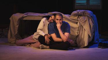 Priscilla Doueihy and Abdulrahman Hammoud.