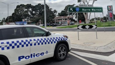 Police are investigating a shooting in Narre Warren South.