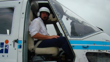 Allan Tull was killed while assisting with the bushfire effort in Ulladulla.