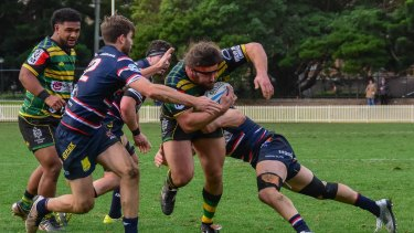 Gordon knocked off Eastern Suburbs in round one to kick off their season on the right note in the Shute Shield.