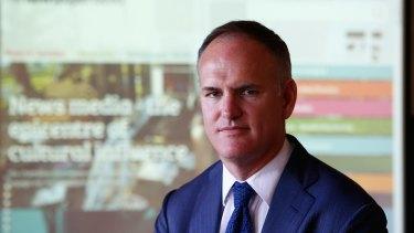 News Corp Australia executive chairman Michael Miller wants an assurance his reporter won't be prosecuted.
