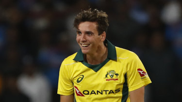 Western Australia paceman Jhye Richardson has become an overnight millionaire in the Indian Premier League.