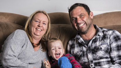 'Amazing extended family': Adoption rates rise in NSW