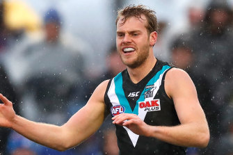 Jack Watts has announced his retirement.