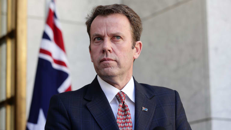 Education Minister Dan Tehan will introduce a national interest test for research grants.