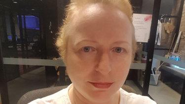 Dr Fiona Chatteur survived cancer.