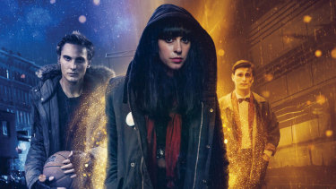 Jessica Falkholt's final work can be seen in upcoming supernatural thriller Harmony.