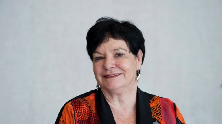 Sharan Burrow, general secretary of the International Trade Union Confederation.