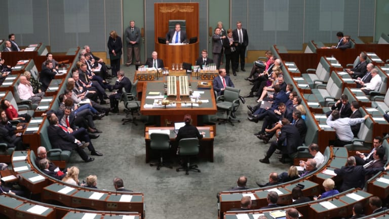 Australians believe large numbers of their political representatives are corrupt.